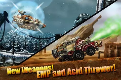 Road Warrior: Best Racin для Android