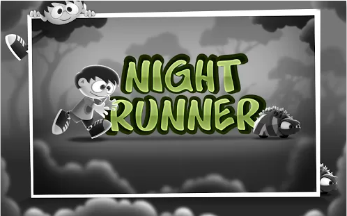 Night Runner: Runner Game Free