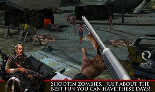 CONTRACT KILLER: ZOMBIES