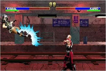 Ultimate Mortal Kombat 3 android