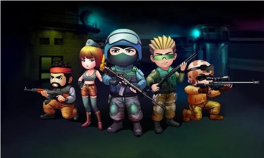 Tiny Gunfight:Counter-Terror