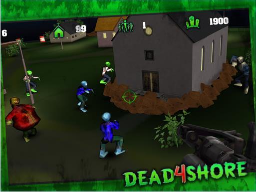 SAS Heli Gunner: Zombies