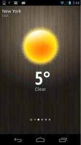 Погода - Weather