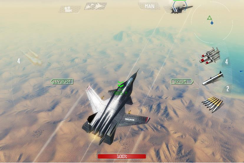 Sky Gamblers: Air Supremacy Android