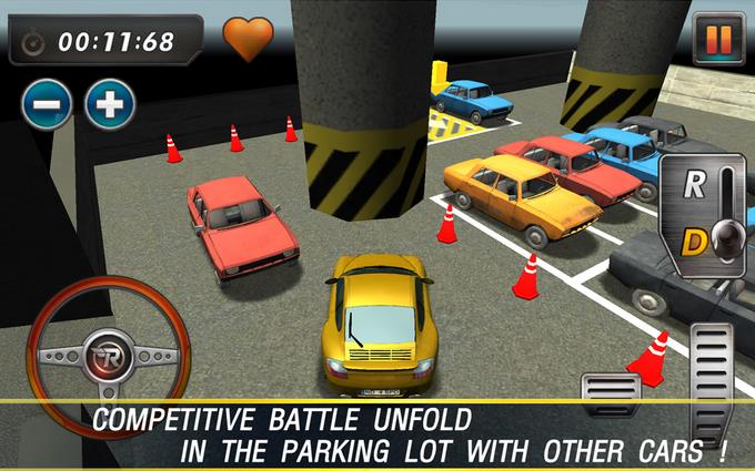 RP3D для Android