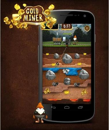 Gold Miner Android