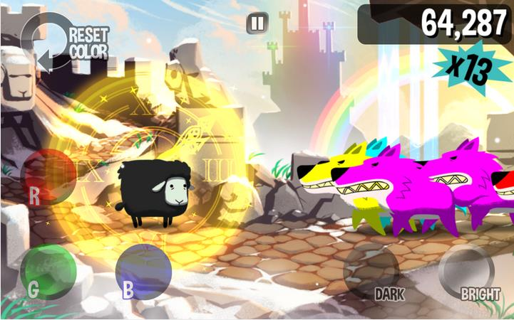 Color Sheep Android