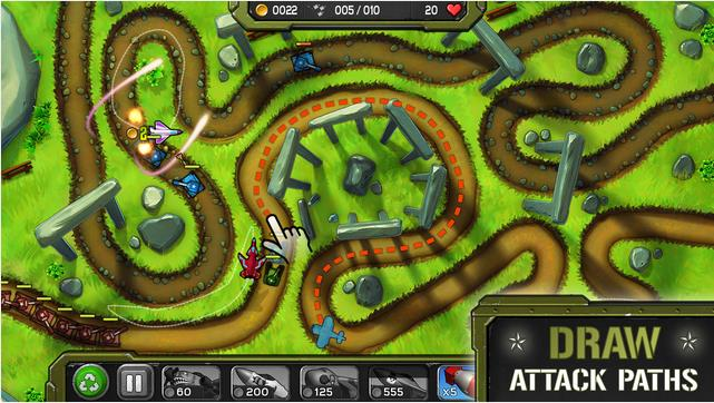 Air Patriots Android