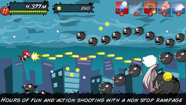 ST Earth Monster Alien Shooter