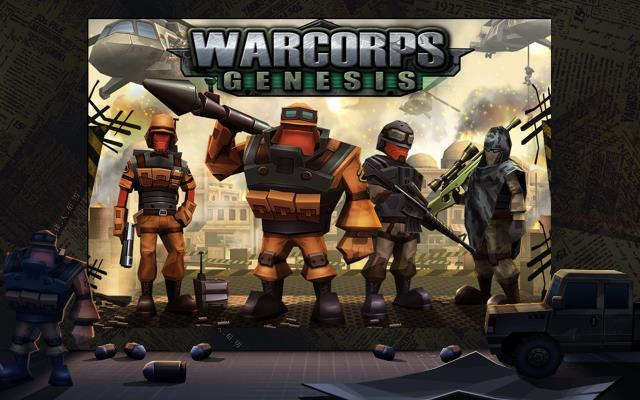 WarCom: Genesis android