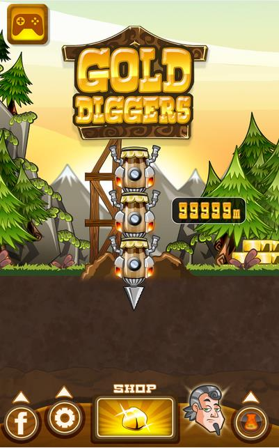 Gold Diggers Android