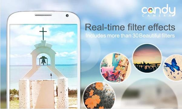 Candy Camera for PhotoShop для Андроид