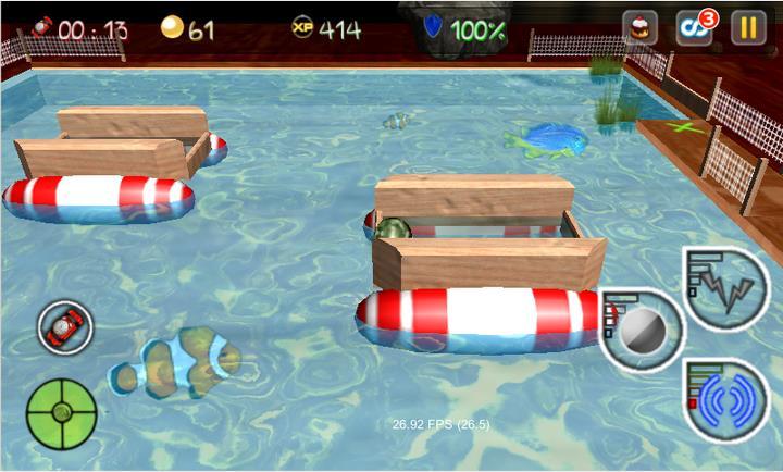 Ball Patrol 3D - головоломка