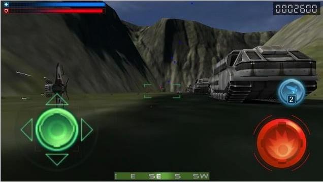 Tank Recon 3D (Lite) на Андроид