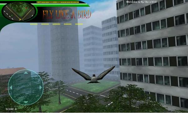 Fly like a bird 3 lite