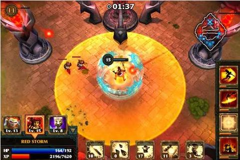 Legendary Heroes для Android