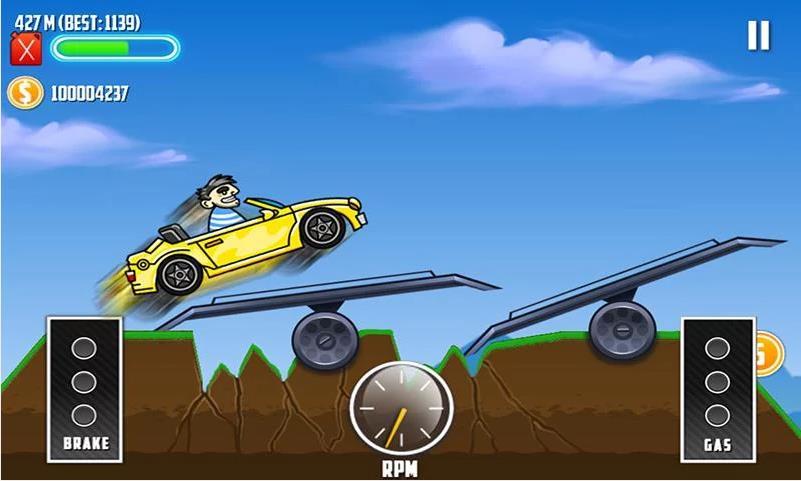 Mountain Climb Race 2 для Android