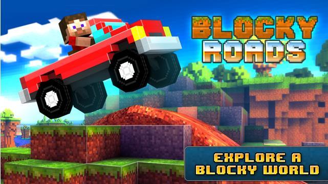Blocky Roads для Андроид
