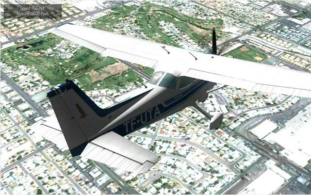 Flight Unlimited Las Vegas на Андроид