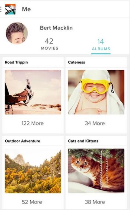 Magisto – лучший видео редактор на Андроид