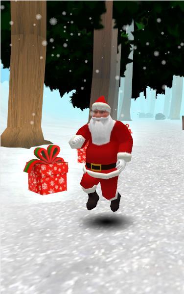 Run Santa, Run на Андроид