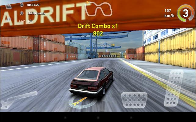 Real Drift на Андроид