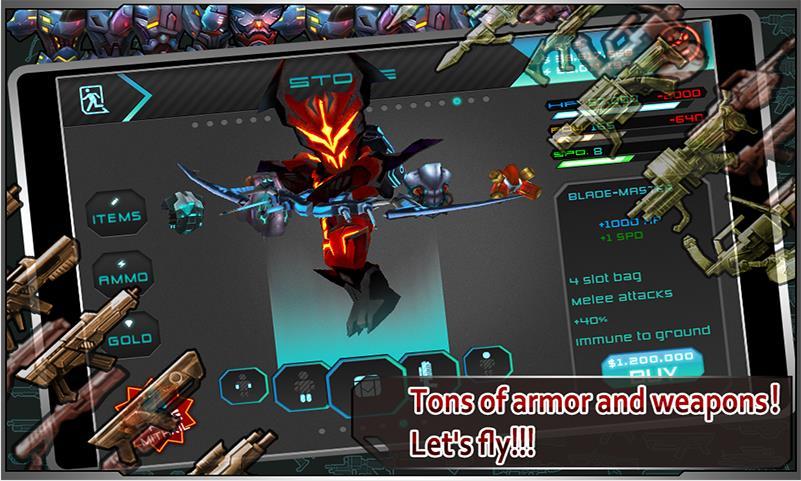 Star Warfare:Alien Invasion для Android