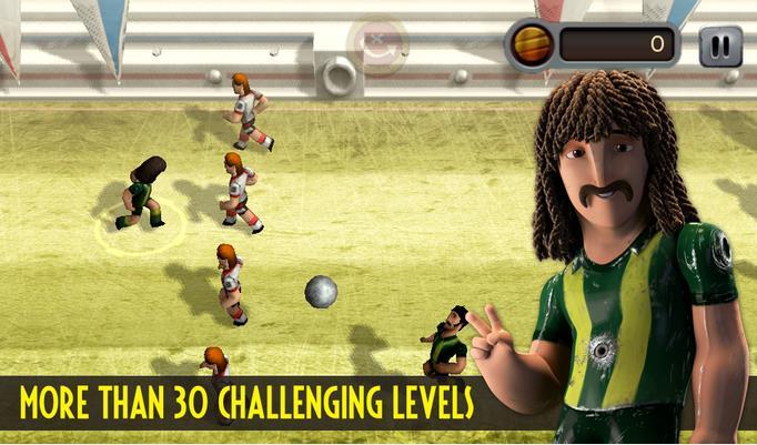 Foosball - Goal Crusaders Android