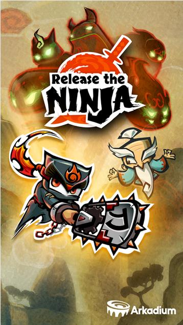 Release the Ninja Android