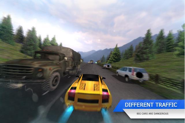 Racing Rush 3D: Death Road