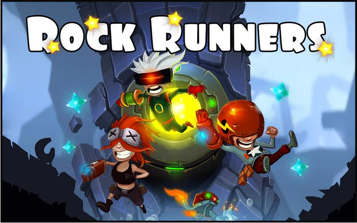 Rock Runners на Андроид