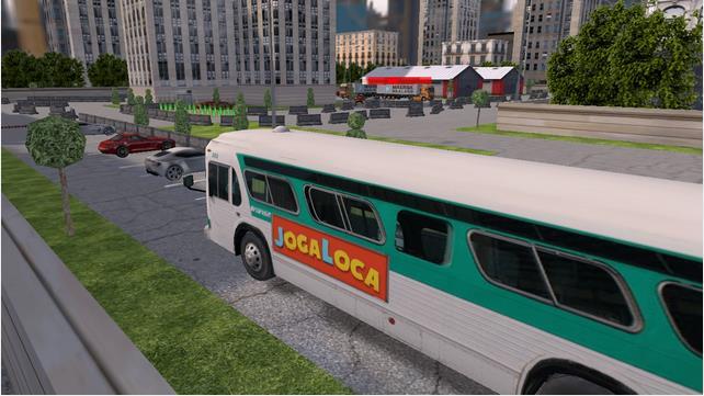 Автобусная Парковка