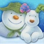 The Snowman & The Snowdog Game – летающий снеговик