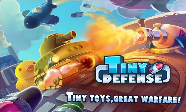 Tiny Defense на Андроид