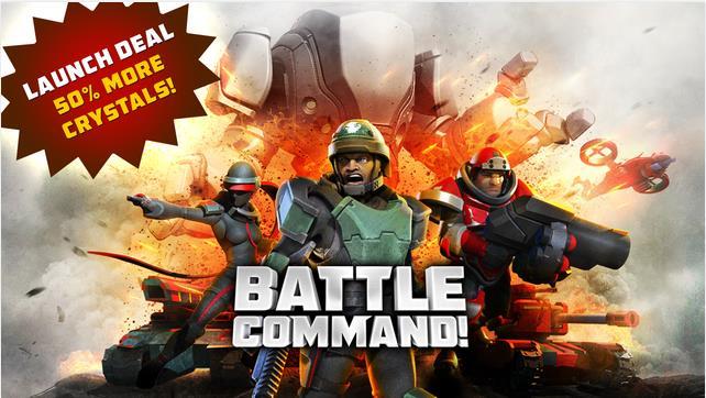 Игра Battle Command