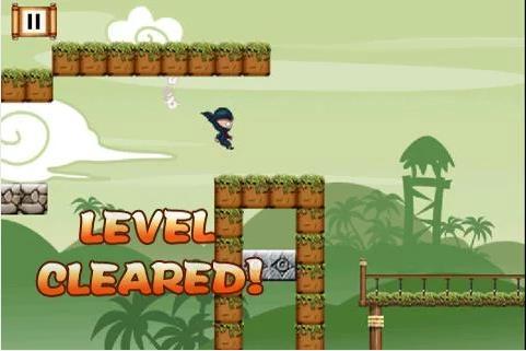 Yoo Ninja! Free на Андроид