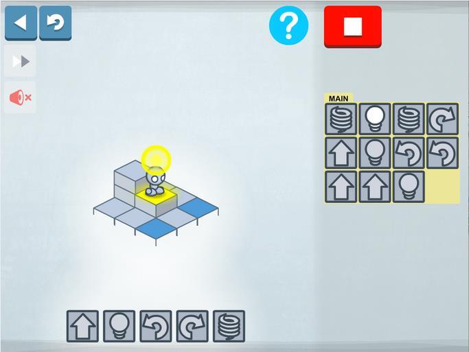 Light-bot на Андрои