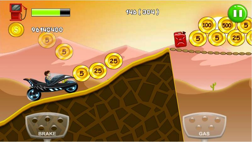 Mountain Climbing для Android