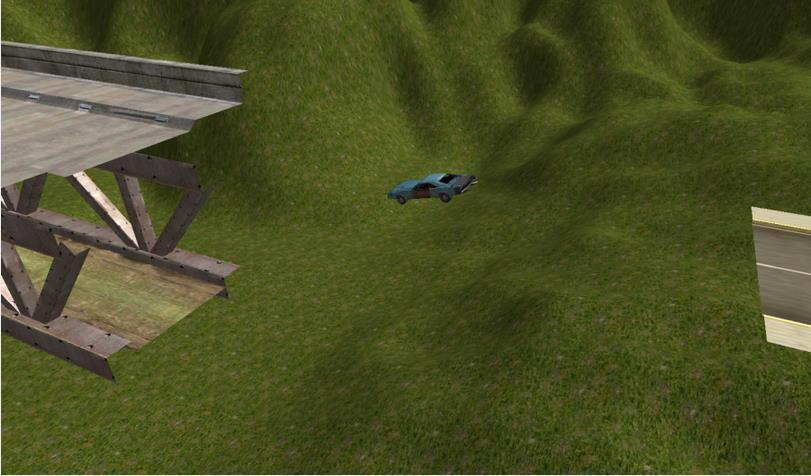 Crash race