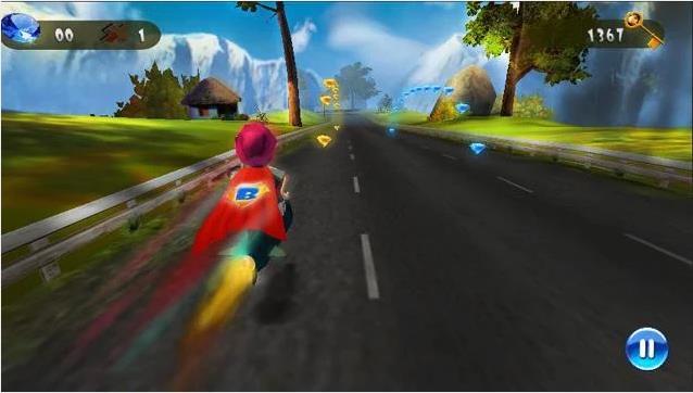 BalleBalle Ride на Андроид