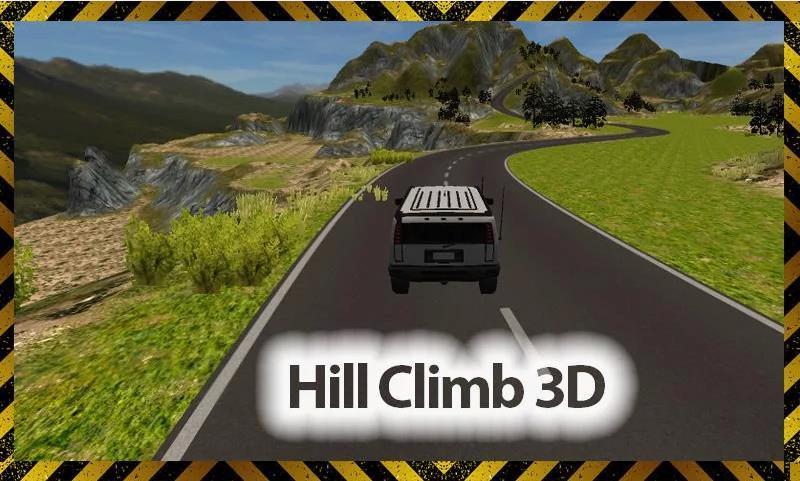 Hill Climb Truck Driving 3D