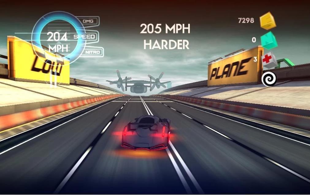 Fast Outlaw: Asphalt Surfers на Андрои