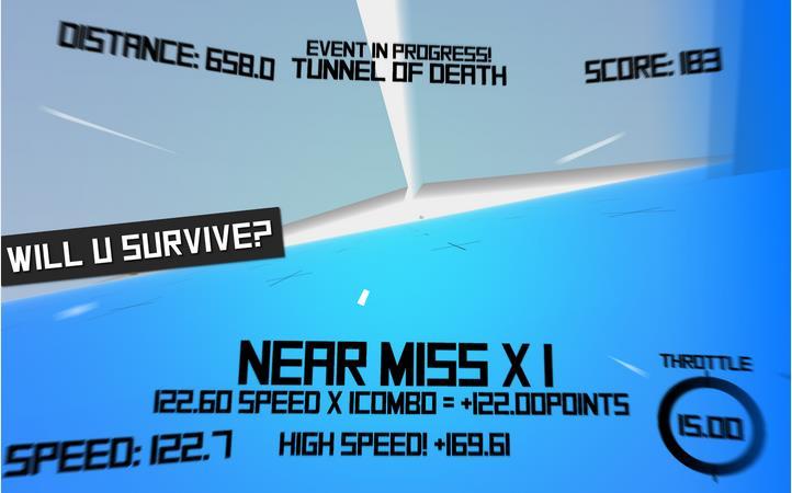 Voxel Rush: Free 3D Racer