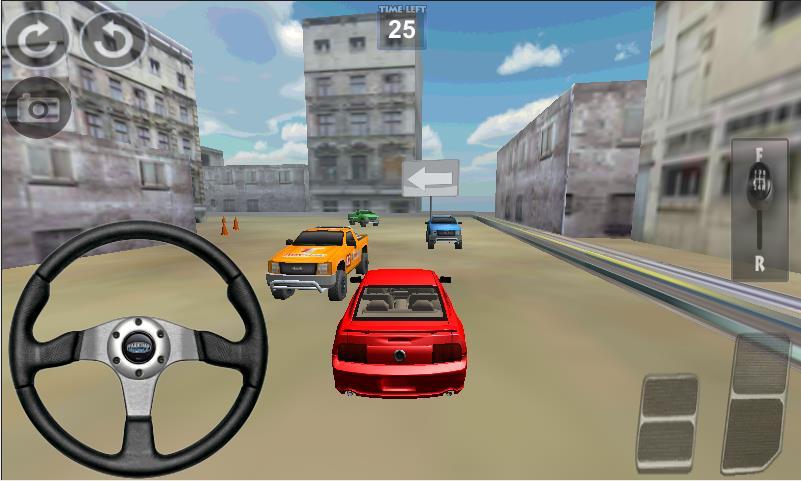 Car Parking 3D на Андроид
