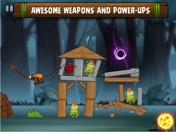 Siege Hero Wizards на Андроид
