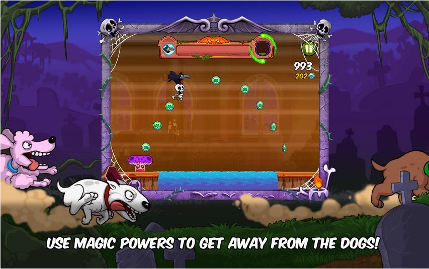 Boney The Runner на Андроид