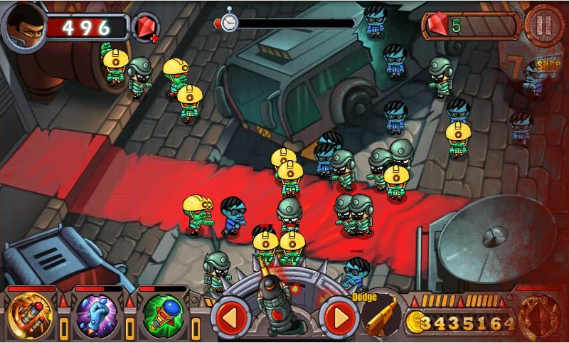 Zombie Hunter на Андроид