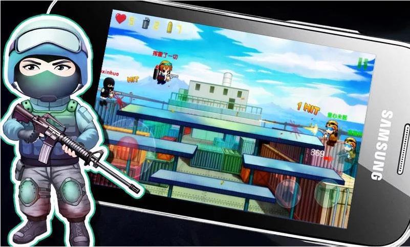 Little Gunfight на Андроид