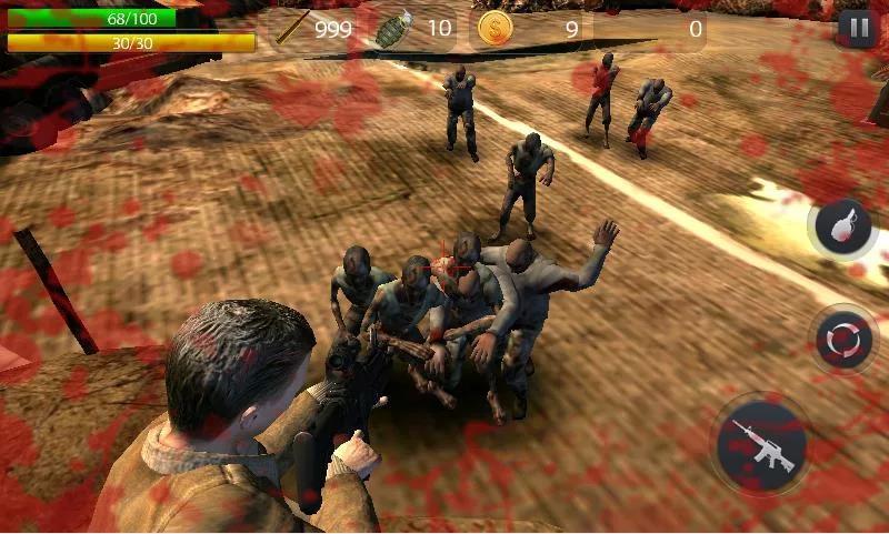 Zombie Hell на Андроид