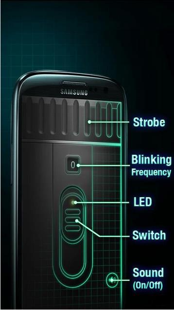 Сверхъяркий фонарик на Андроид